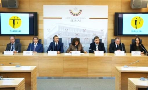 Šiaulių meras: mano pozicija dėl Šiaulių universiteto yra labai aiški