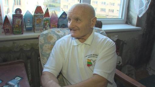 "Mirė ""Mafijos tėvu"" vadinamas V. Antonovas"