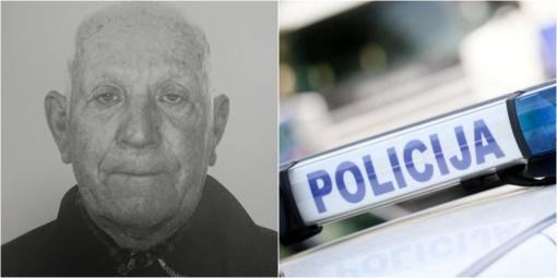 Ieškomas Ukmergės rajone dingęs vyras