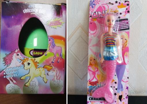Nesaugių žaislų pardavėjoms – baudos