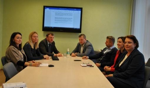Pradedamas rengti savivaldybės 2021-2027 m. strateginis plėtros planas