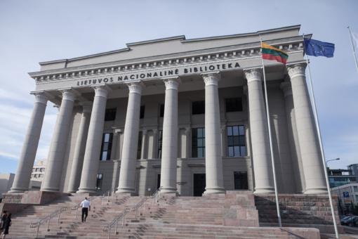 Nacionalinė M. Mažvydo biblioteka mini šimtmetį