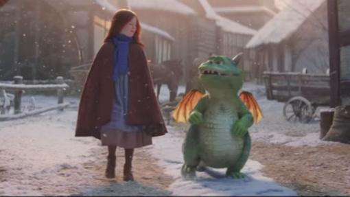 """Laukiamiausia """"John Lewis"""" kalėdinė reklama sužavėjo visus: pamatykite (vaizdo įrašas)"""