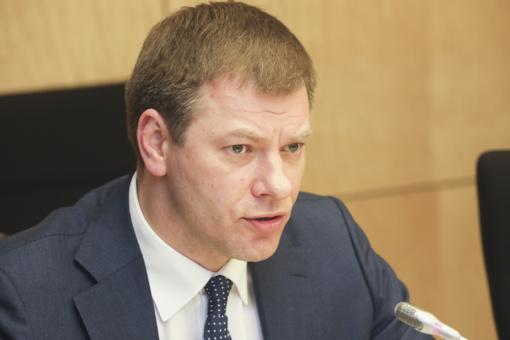 V. Šapoka apie valstybinio banko steigimą: galima rasti ir mažiau rizikingų sprendimų