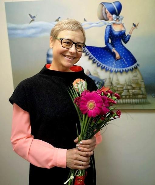 Dailininkės Aurinos Paškevičienės tapybos ir interjero lėlių paroda