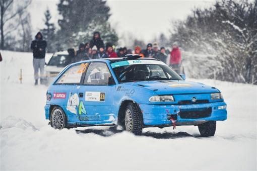 Žiemos ralis kviečia gyventojus tapti savanoriais