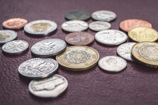 Vilniuje pavogta auksinių monetų už 12 tūkst. eurų