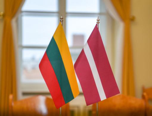 Prezidentas pasveikino Latviją nepriklausomybės metinių proga