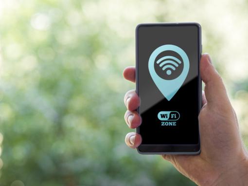 Panevėžio rajono savivaldybėje atvertos nemokamo belaidžio interneto erdvės