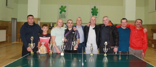 Pagėgių savivaldybės stalo teniso turnyras