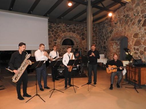 Muzikos mokyklos jubiliejinė šventė