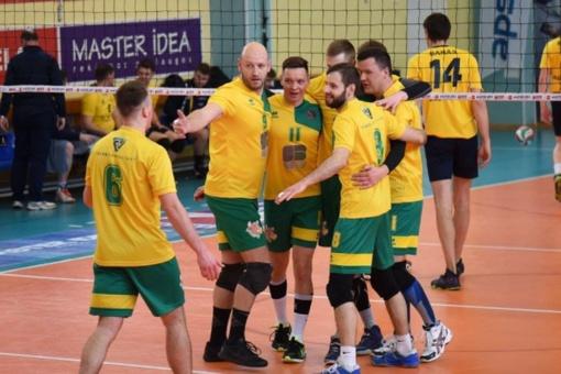 Joniškyje atgimė tinklinis - čia startavo LTF Didžiosios taurės turnyras