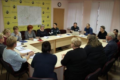 Bendruomenės sveikatos taryba rinkosi į neplanuotą posėdį
