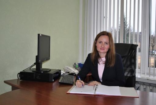 Savivaldybėje darbą pradėjo nauja specialistė