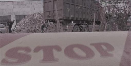 Gaisravietėje dar liko 500 tonų padangų degėsių