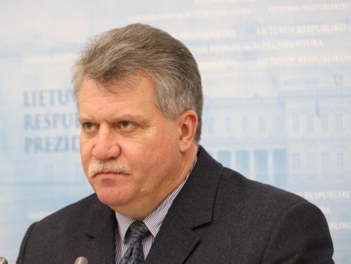 V. Žukas apie įvykusius žvalgų mainus: Rusija buvo skyrusi neadekvačias bausmes