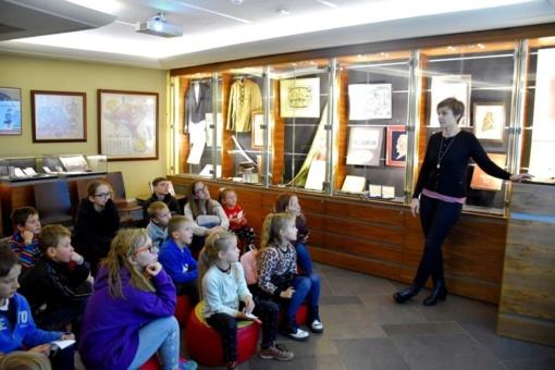 Nuotaikinga ir naudinga išvyka į Lietuvos banko pinigų muziejų