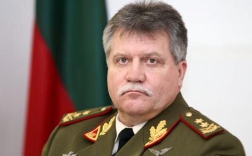 V. Žukas: neutralizuojant krizę Alytuje galėjo prisidėti ir kariuomenė