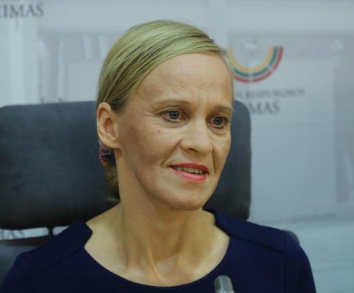 Į politiką pasukusi E. Kručinskienė: reikia paprastų žmonių balso