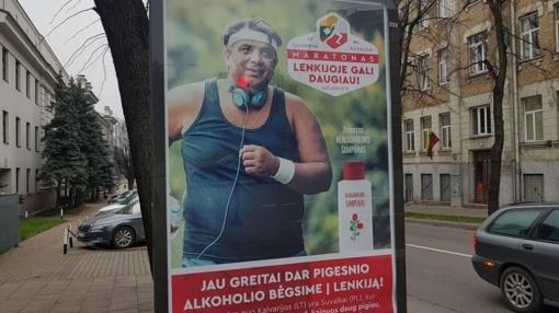 """Karas dėl (ne)alkoholio reklamos tęsiasi: """"Vilniaus degtinės"""" šampūnas vėl stenduose"""