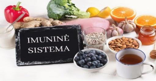 Šaltasis sezonas: 5 produktai, kurie padės sustiprinti imunitetą