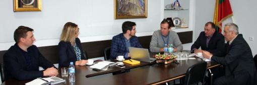 Rajono Savivaldybėje – susitikimas su ESO atstovais