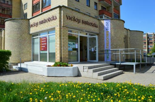 30-metį švenčianti Panevėžio savivaldybės viešoji biblioteka nori turėti vardą