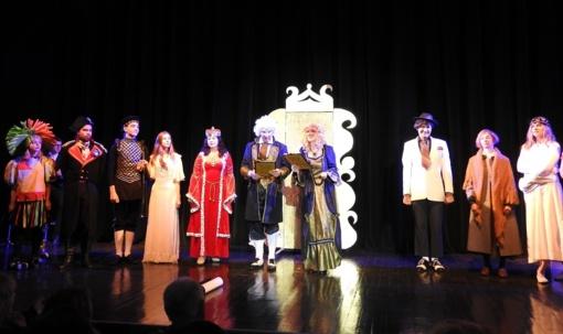 Ignalinoje – Kaimynų teatrų šventė