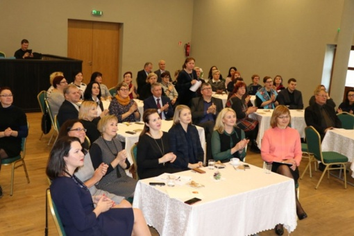 Šventinėje Dzūkijos VVG konferencijoje daugiausiai kalbėta apie perspektyvas