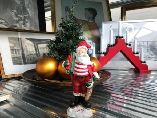 """Kalėdinių dekoracijų konkursas """"Sužibėk"""": ne blizgučiu, o išmone"""