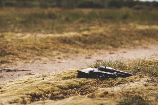 Klaipėdiečio namuose rastas neteisėtas ginklas