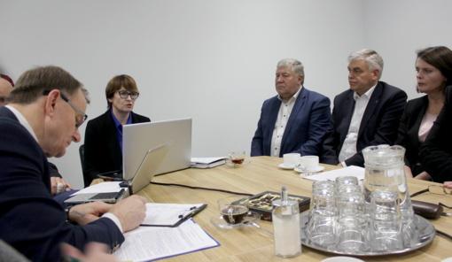 Merai inicijavo diskusiją dėl planuojų rinkliavos už atliekas dydžio pokyčių