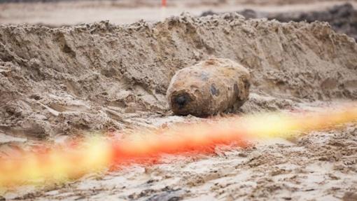 Šiaulių rajone rastas sprogmuo