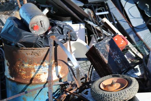 Iš Skuodo rajono gyventojų bus nemokamai renkamos aplinkai pavojingos atliekos