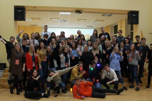 """Mokinių konferencija """"Tai, kas mus vienija"""""""