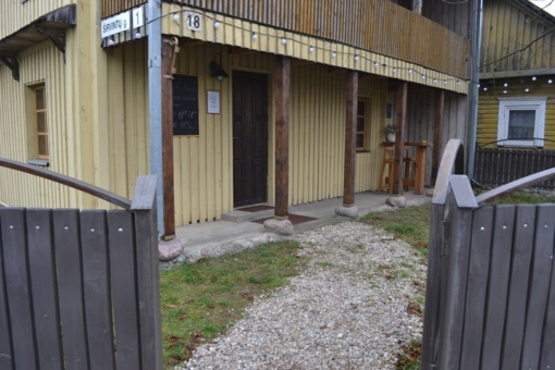 Musninkuose duris atvėrė nauja kavinė jaukiems susitikimams