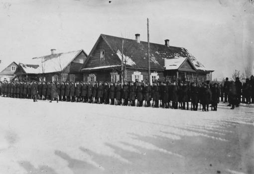 Bus minimos vienos svarbiausių pergalės Radviliškio mūšyje 100-osios metinės