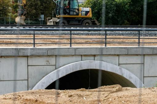 Kauniečiai praneša: Amalių tunelis jau atidarytas