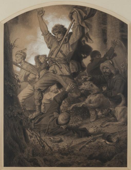 Sukilimo vadų perlaidojimo išvakarėse – paroda ir mokslinė diskusija apie 1863–1864 m. sukilimą istorinėje atmintyje