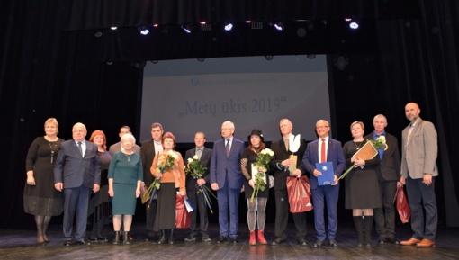 """""""Metų ūkio"""" šventėje pagerbti žemdirbiai, apdovanoti konkurso dalyviai"""