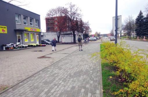 Gedimino gatvės tvarkymas: kokias klaidas padarė projektuotojai?