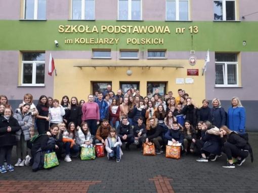 Mainų programa Zarasai – Zdunska Vola