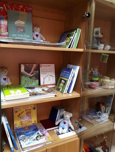 Įkvėpti knygų kvapo kvies pradedama kurti skaitykla