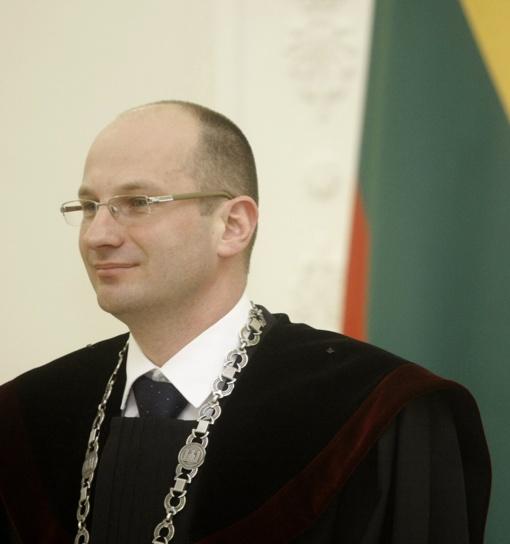 E. Rimšelis paskirtas Apeliacinio teismo teisėju