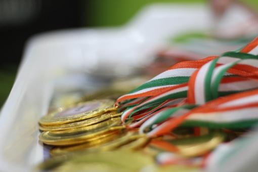 Penkiakovininkė A. Tamašauskaitė triumfavo Europos jaunimo čempionate