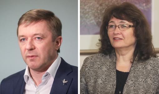 E. Gentvilas mato valdančiųjų nusižengimą dėl gynybos susitarimo, R. Baškienė teigia, kad valdantieji blogai suprasti