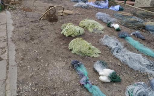 Per patikrinimą Alytuje – nelegalus žuvies perdirbimo cechas bei kontrabandinė produkcija
