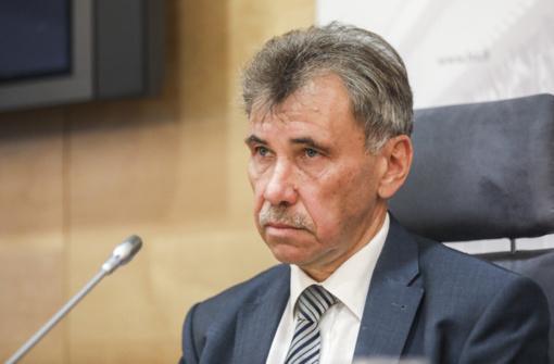 Z. Jedinskio sūnus sukėlė avariją ir pasišalino iš įvykio vietos