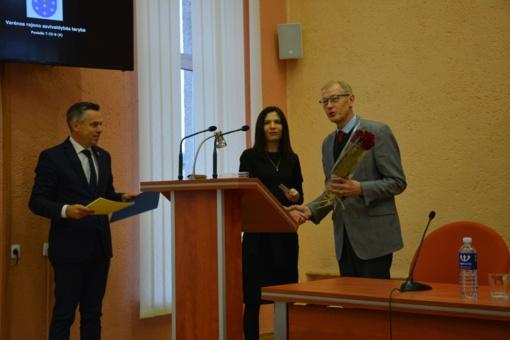 Varėnos rajono savivaldybės tarybą papildė nauja narė Rasa Tamulienė