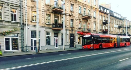 Nuo gruodžio 1 d. keičiami visų sostinės viešojo transporto maršrutų tvarkaraščiai